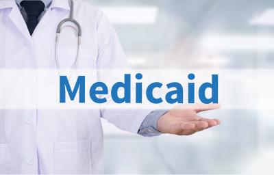 medicaid medicine doctor hand working